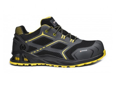 scarpa base b1004c k-speed nera/giallo